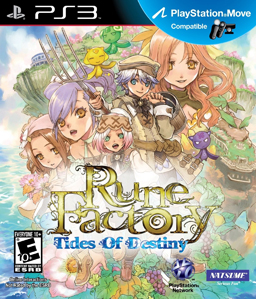 Rune Factory: Tides of Destiny PS3