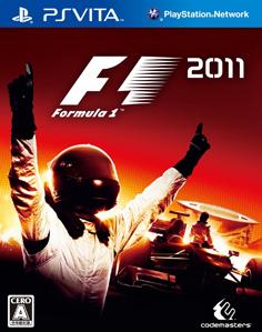 F1 2011 Vita Vita