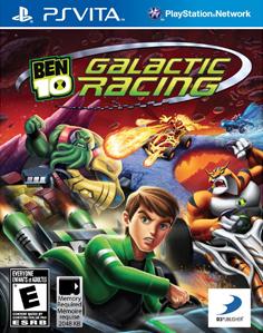 Ben 10: Galactic Racing Vita Vita