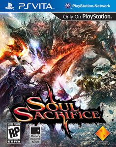 Soul Sacrifice Vita