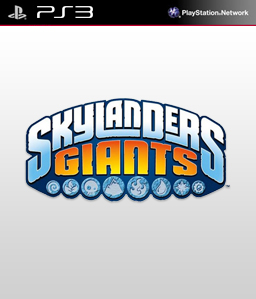 Skylanders Giants PS3