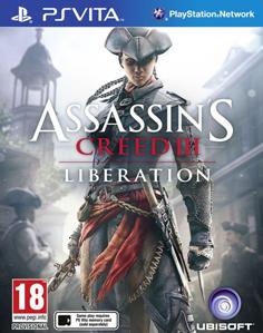 Assassin\'s Creed III: Liberation Vita