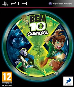 Ben 10 Omniverse PS3