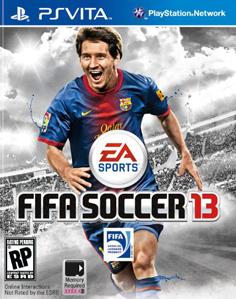 FIFA 13 Vita Vita