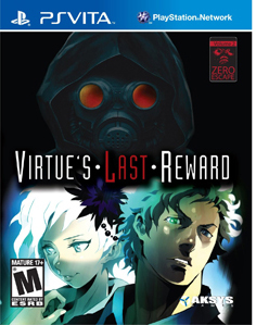 Virtue\'s Last Reward Vita