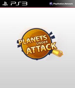 Planets Under Attack PS3