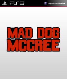 Mad Dog McCree PS3