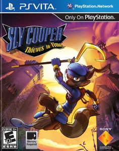 Sly Cooper: Thieves in Time Vita Vita