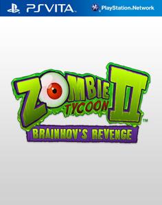 Zombie Tycoon 2 Brainhov's Revenge [PSVita][USA][HENkaku][Mega]