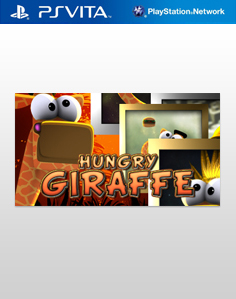 Hungry Giraffe PS3