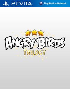 Angry Birds Trilogy [PSVita][USA][HENkaku][Mega]