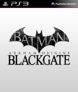 Batman: Arkham Origins Blackgate Deluxe Edition PS3