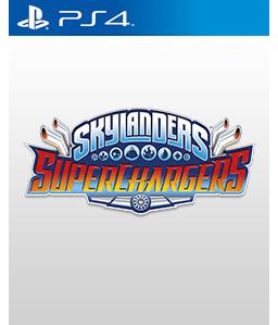 Skylanders SuperChargers PS4