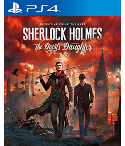 Sherlock Holmes: The Devil\'s Daughter PS4