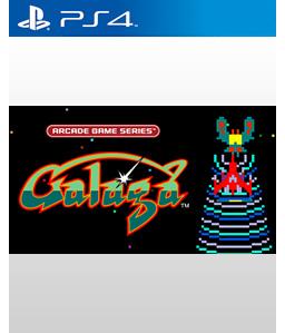 Galaga PS4