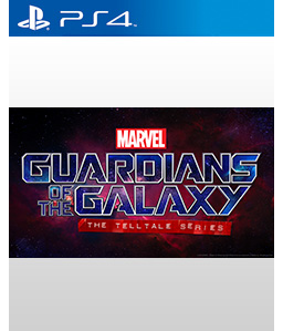 Marvel\'s Guardians of the Galaxy - The Telltale Series PS4