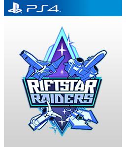 RiftStar Raiders PS4