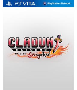 Cladun Returns: This is Sengoku! Vita