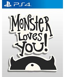Monster Loves You! PS4