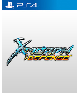 X-Morph: Defense PS4