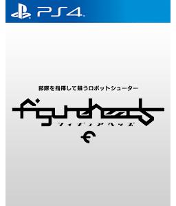 Figureheads PS4