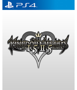 Kingdom Hearts II FINAL MIX PS4