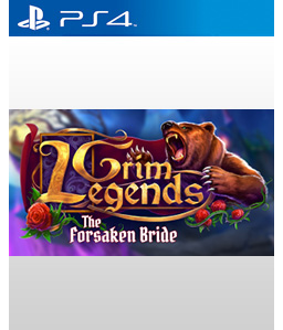 Grim Legends: The Forsaken Bride PS4