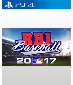 R.B.I. Baseball 17 PS4