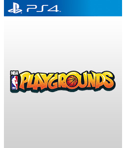 NBA Playgrounds PS4