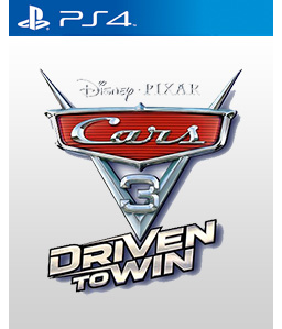 Cars 3: Driven to Win PS4