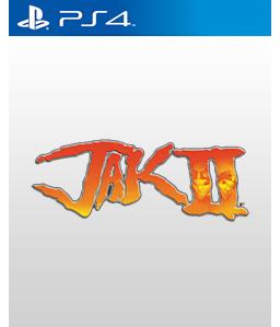 Jak II PS4