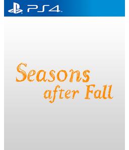 Seasons After Fall PS4