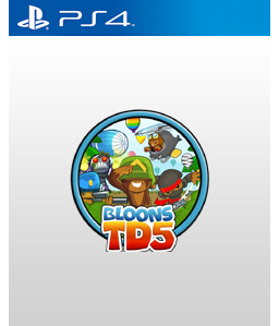 Bloons TD 5 PS4