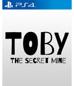 Toby: The Secret Mine PS4
