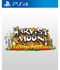 Harvest Moon: Light of Hope PS4