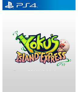 Yoku\'s Island Express PS4
