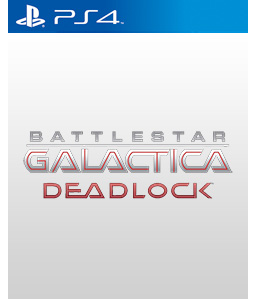 Battlestar Galactica: Deadlock PS4