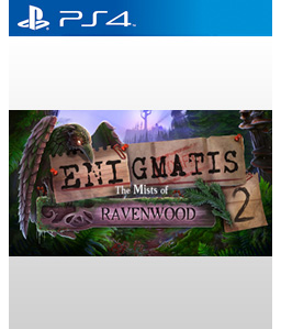 Enigmatis 2: The Mists of Ravenwood PS4