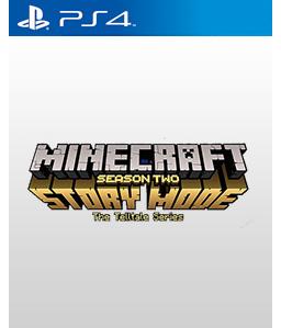 Minecraft: Story Mode - Season 2 PS4