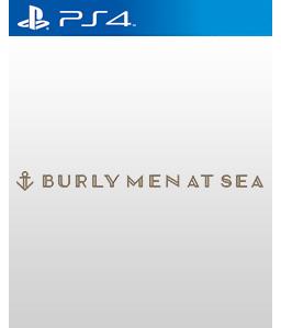 Burly Men at Sea PS4