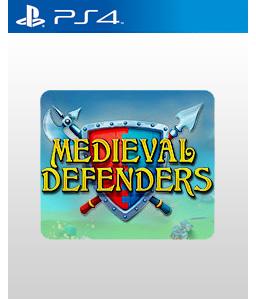Medieval Defenders PS4