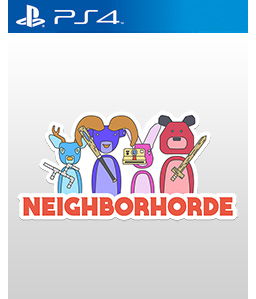 Neighborhorde PS4