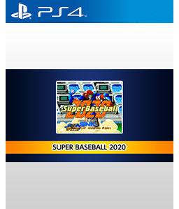 Super Baseball 2020 PS4
