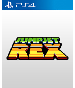 JumpJet Rex PS4