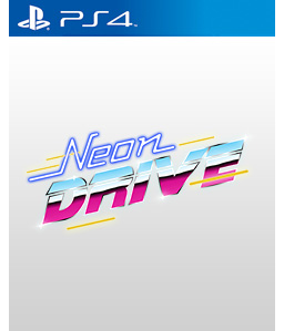 Neon Drive PS4