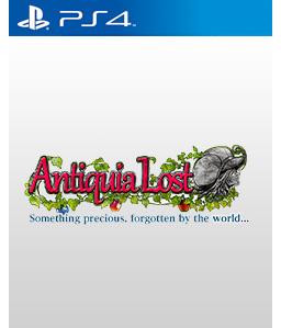 Antiquia Lost PS4