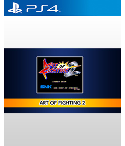 Art of Fighting 2 PS4
