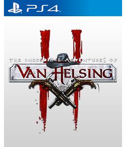 The Incredible Adventures of Van Helsing II PS4