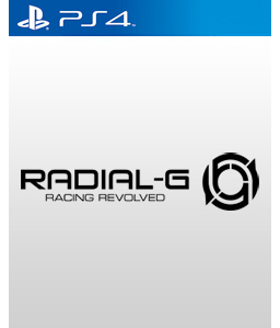 Radial-G : Racing Revolved PS4