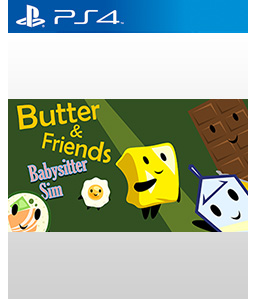 Butter & Friends: Babysitter Sim PS4